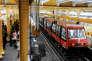 La RATP a confié à Siemens France,   en novembre 2005, l'automatisation de la ligne 1 du métro parisien.