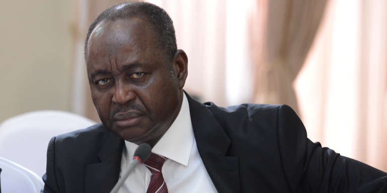 La candidature de l'ex-président de la Centrafrique François Bozizé, renversé en mars 2013 et sous le coup de sanctions internationales, a été rejetée par la Cour constitutionnelle.