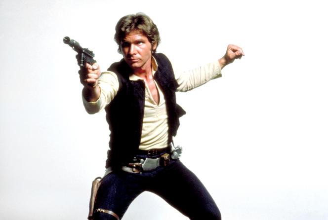 Han Solo (Harrison Ford) et son éternelle dégaine de cow-boy futuriste.