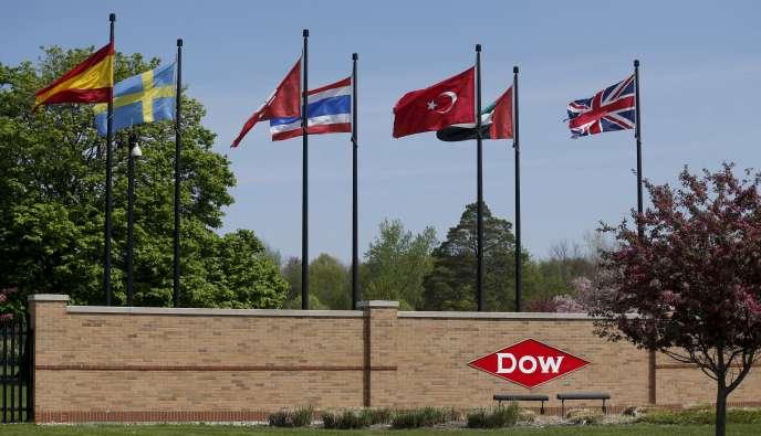 Le siège de Dow Chemical à Midland dans le Michigan, le 14 mai 2015. REUTERS/Rebecca Cook/Files