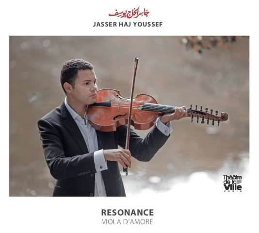 Pochette de l'album « Resonance », de Jasser Haj Youssef.