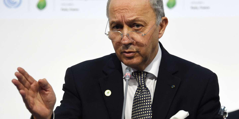 Climat : Fabius appelle à ce que la COP26 soit « un accélérateur de l'action »