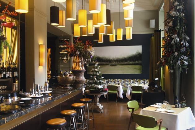 Le restaurant Irene, enclave gastronomique de Toscane dans un palace, le mythique Savoy.
