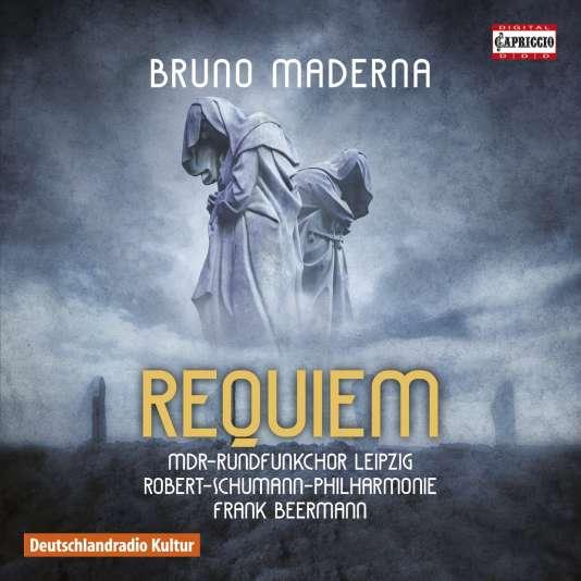 Pochette de l'album « Requiem », de Bruno Maderna.