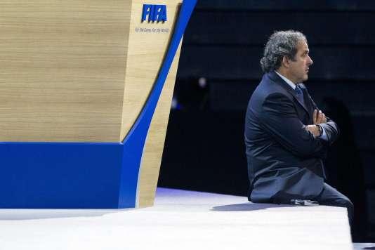 Michel Platini n'est pas invité.