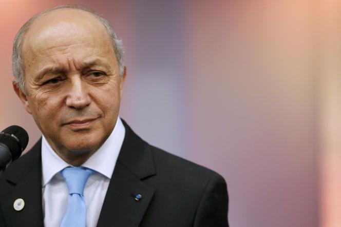 Laurent Fabius, le 11 décembre 2015.