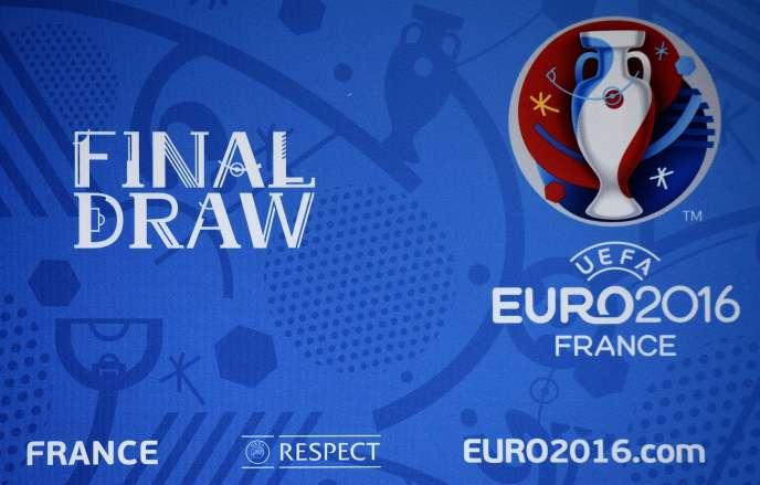 Le tirage au sort de la phase finale de l'Euro débutera à 18h30.
