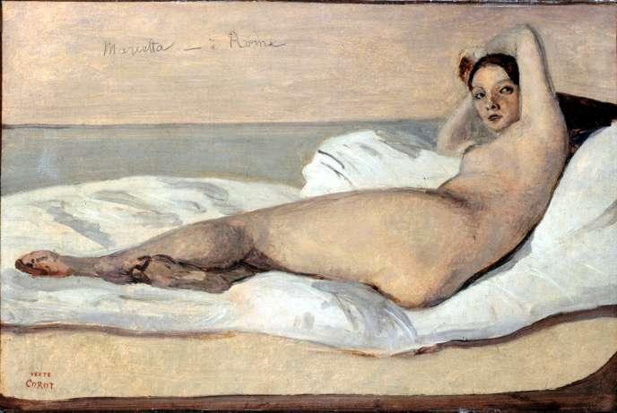 Camille-Jean-Baptiste Corot (1796-1875).