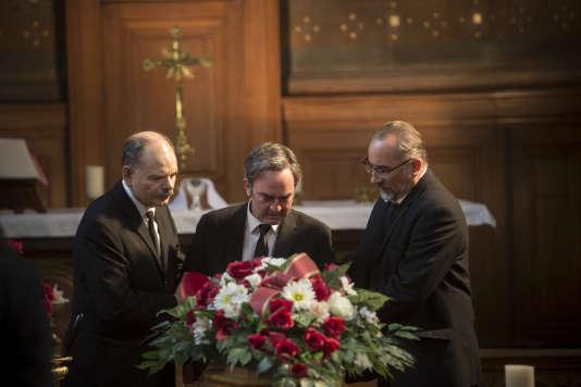 Jean Pierre Darroussin (Antoine Mature), Bruno Solo (Bernard Mature), Antoine Duléry (Ferdinand Mature).