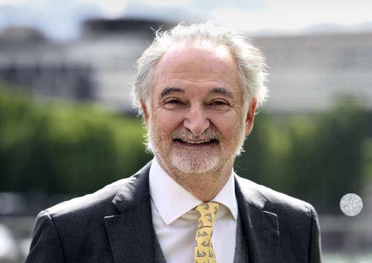 Jacques Attali, initiateur du LH Forum.