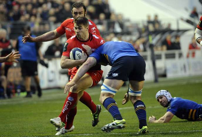 Toulon a dominé le Leinster dimanche en Coupe d'Europe de rugby (24-9).