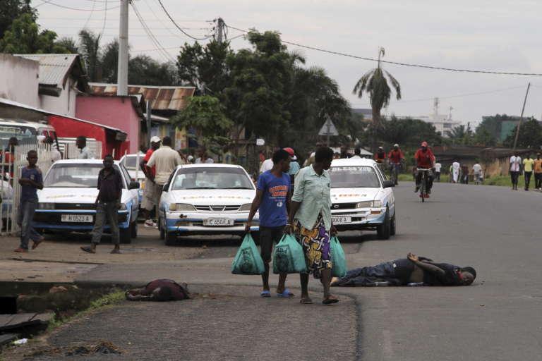 Dans le quartier de Nyakabiga, le 12 décembre.