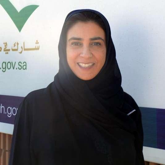 Lama Al-Suleiman, vice-présidente de la chambre de commerce et d'industrie de Jeddah (Arabie Saoudite) va rejoindre le conseil municipal de la ville après sa victoire aux élections du 12 décembre 2015.