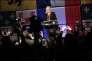 Marine Le Pen (FN), à Hénin-Beaumont (Pas-de-Calais), le 13 décembre.