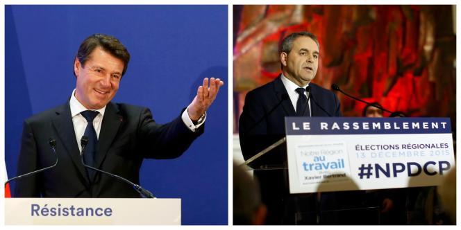 Christian Estrosi et Xavier Bertrand ont pris des engagements pour prendre en compte les voix de gauche qui leur ont permis de l'emporter face au FN au second tour des régionales.