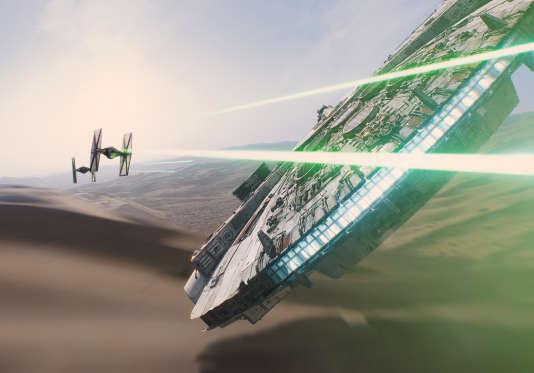 «Le Réveil de la Force», le septième épisode de la série «Star Wars», a été un immense succès commercial.