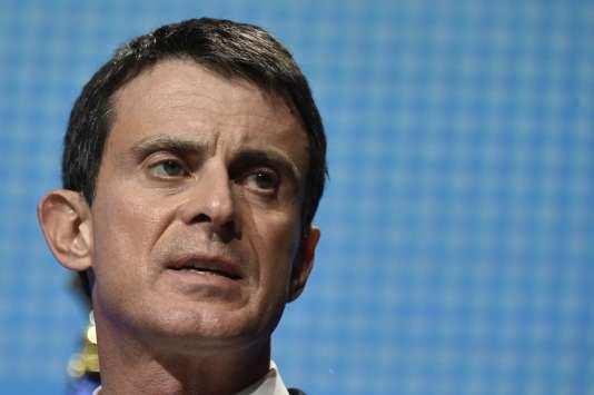 Le premier ministre Manuel Valls, à Paris, le 14 décembre.