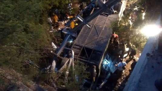 Argentine : au moins 41 gendarmes meurent dans un accident de car