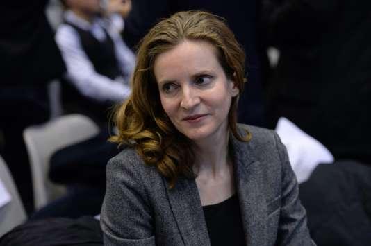 La députée Les Républicains Nathalie Kosciusko-Morizet.