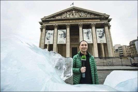 Durant la COP21, Philippe Verdier, ex-« Monsieur Météo » de France Télévisions, a tenu une chronique pour RT France, version française de Russia Today.