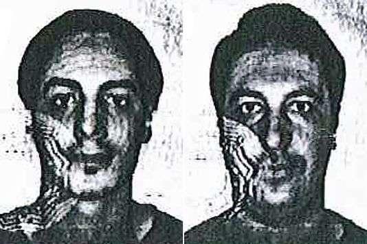 Les deux suspects activement recherchés depuis le début de décembre.