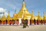 A Hopong (Etat Shan) en Birmanie.