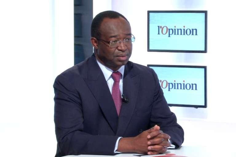 Anicet Georges-Dologuélé, candidat à la présidentielle en Centrafrique