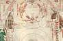 Détail d'un dessin d'Opicino de Canistris (XIVe siècle).