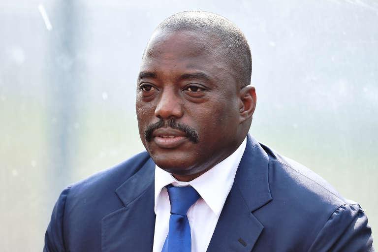 Le président congolais, Joseph Kabila, le 3 février à Bata.