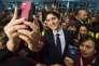 Justin Trudeau, nouveau premier ministre du Canada, à Toronto le 10 décembre 2015.