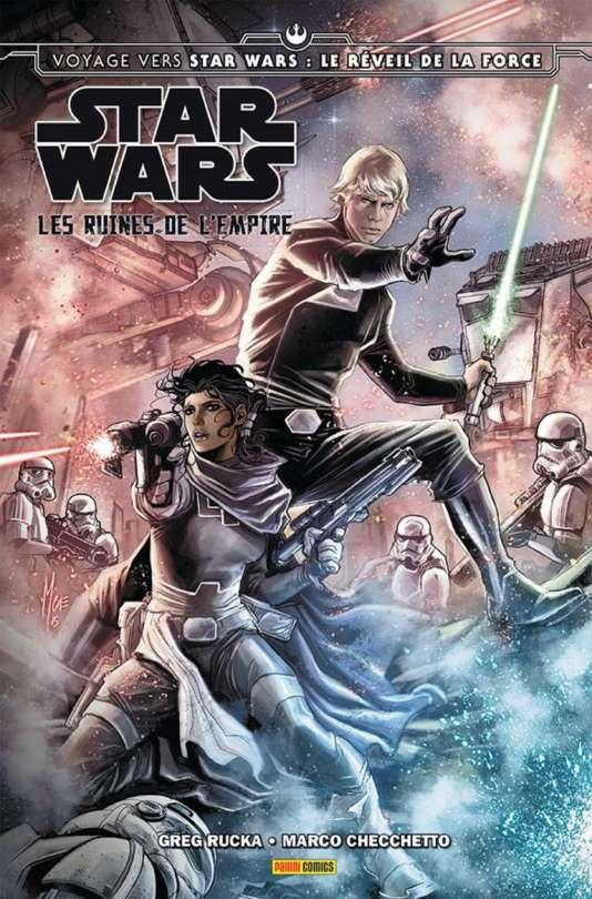 Star Wars : Les Ruines de l'Empire relate les événements qui ont immédiatement suivi la fin du Retour du Jedi.