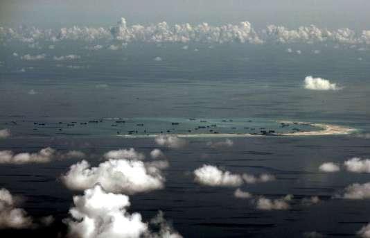 Un bombardier américain se serait approché d'une zone revendiquée par Pékin lors d'un exercice.