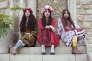 Les trois soeurs du groupe A-Wa.