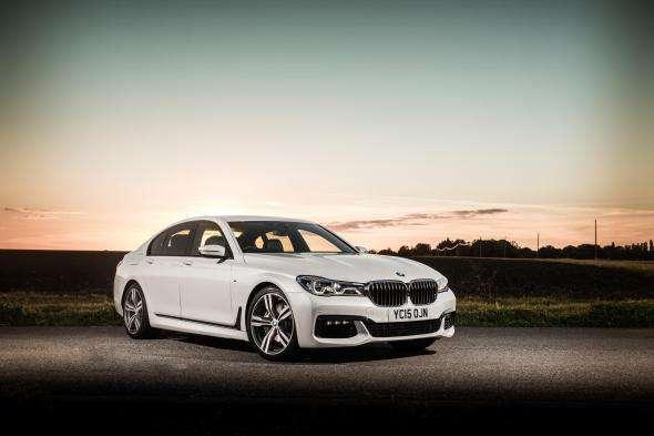 BMW Série 7.