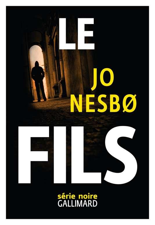 """Première de couverture du livre """"Le fils"""" de Jo Nesbo."""