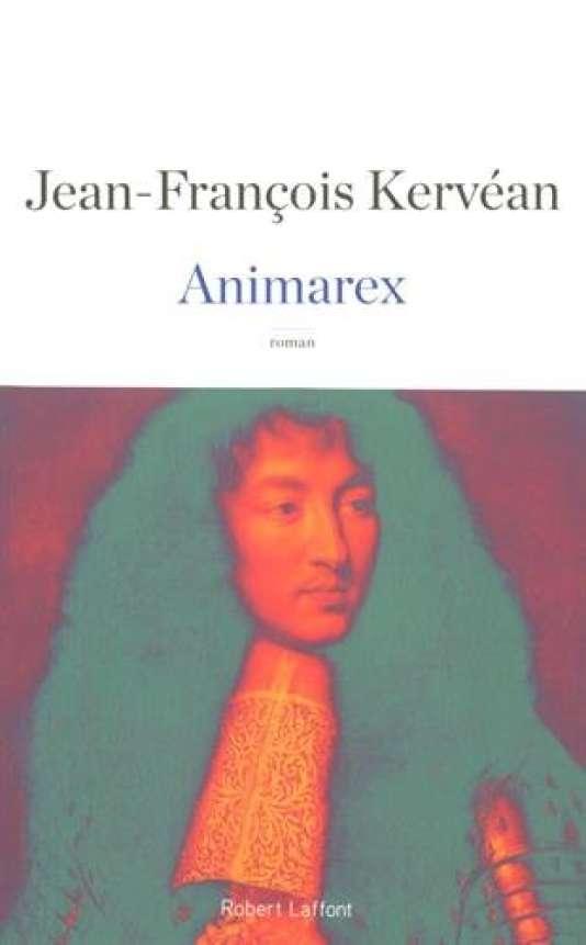 """Première de couverture du livre """"Animarex"""" de Jean-François Kervéan."""