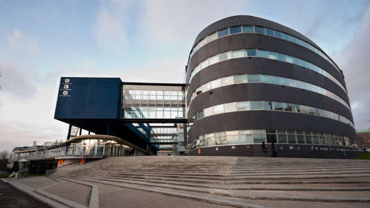 L'université de Bretagne occidentale. Son département de Sciences et techniques des activités physiques et sportives (Staps) réclame davantage de postes pour mieux encadrer les effectifs étudiants en hausse.