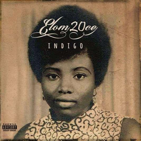 Pochette de l'album « Indigo », d'Elom 20ce.
