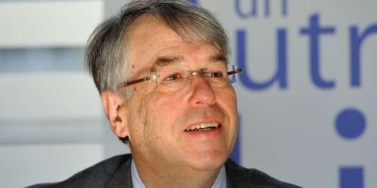 Jean-René Lecerf, président du conseil départemental du Nord.