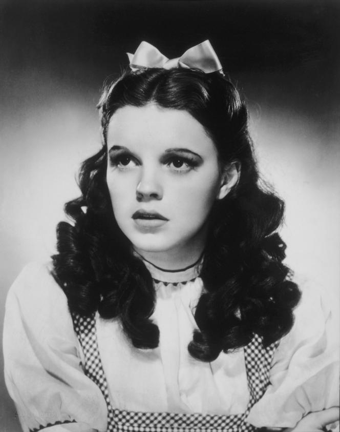 Judy Garland dans