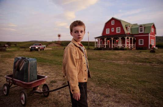 T.S. Spivet  (Kyle Catlett).