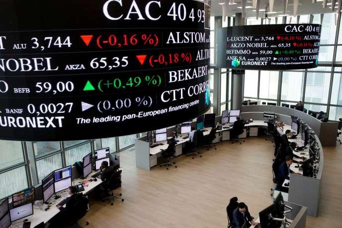 """Résultat de recherche d'images pour """"Bourse/ CAC 40, paris"""""""