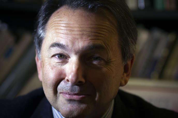 Le politologue Gilles Kepel, le 24 janvier 2012 à Paris.