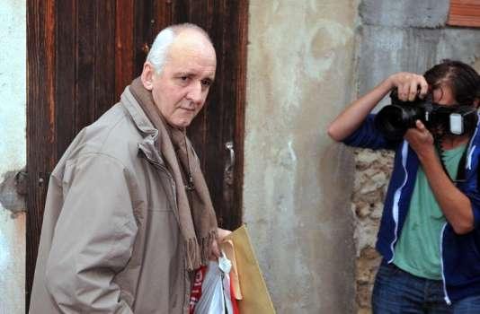 Après dix-sept ans de détention, Dany Leprince  quitte la maison d'arrêt d'Agen en octobre 2012.