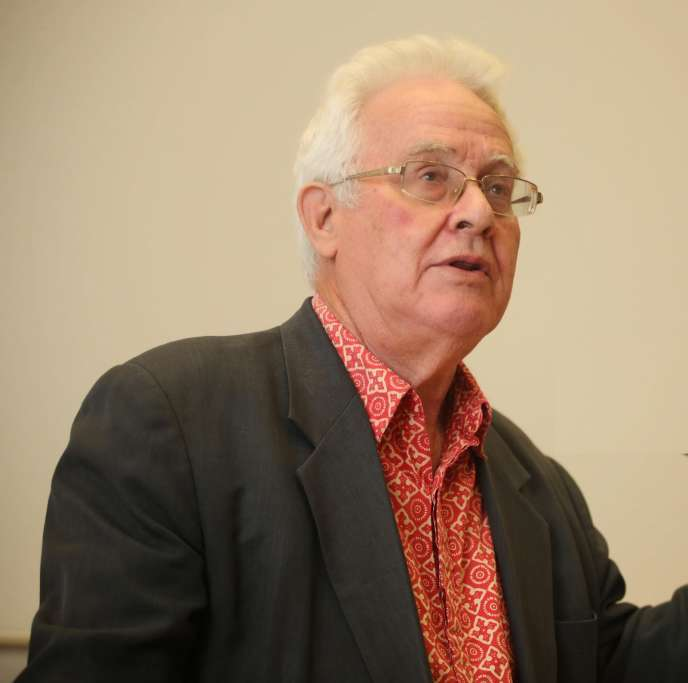Benedict Anderson, en 2012.