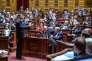 Manuels Valls, au Sénat, le 20 novembre.
