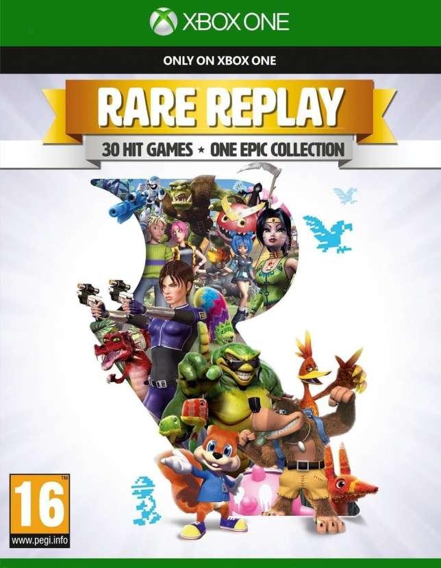 Rare Replay, sur Xbox One.