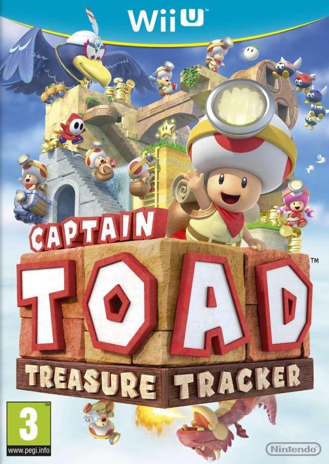 Captain Toad : Treasure Tracker, sur Wii U.