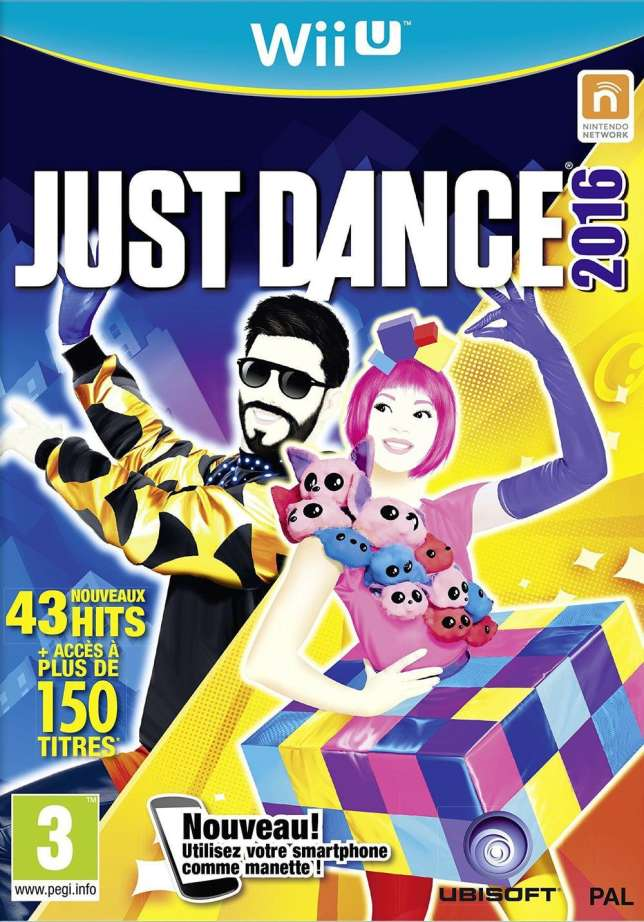 Just Dance 2016, ici sur Wii U.