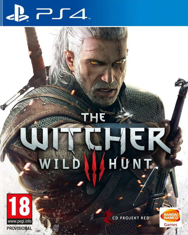 The Witcher III : Wild Hunt, ici sur PlayStation 4.